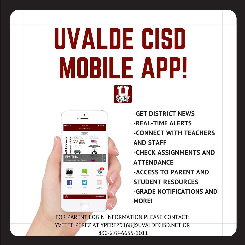 Uvalde CISD / Homepage