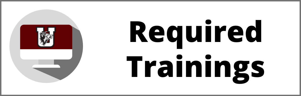 required trainings