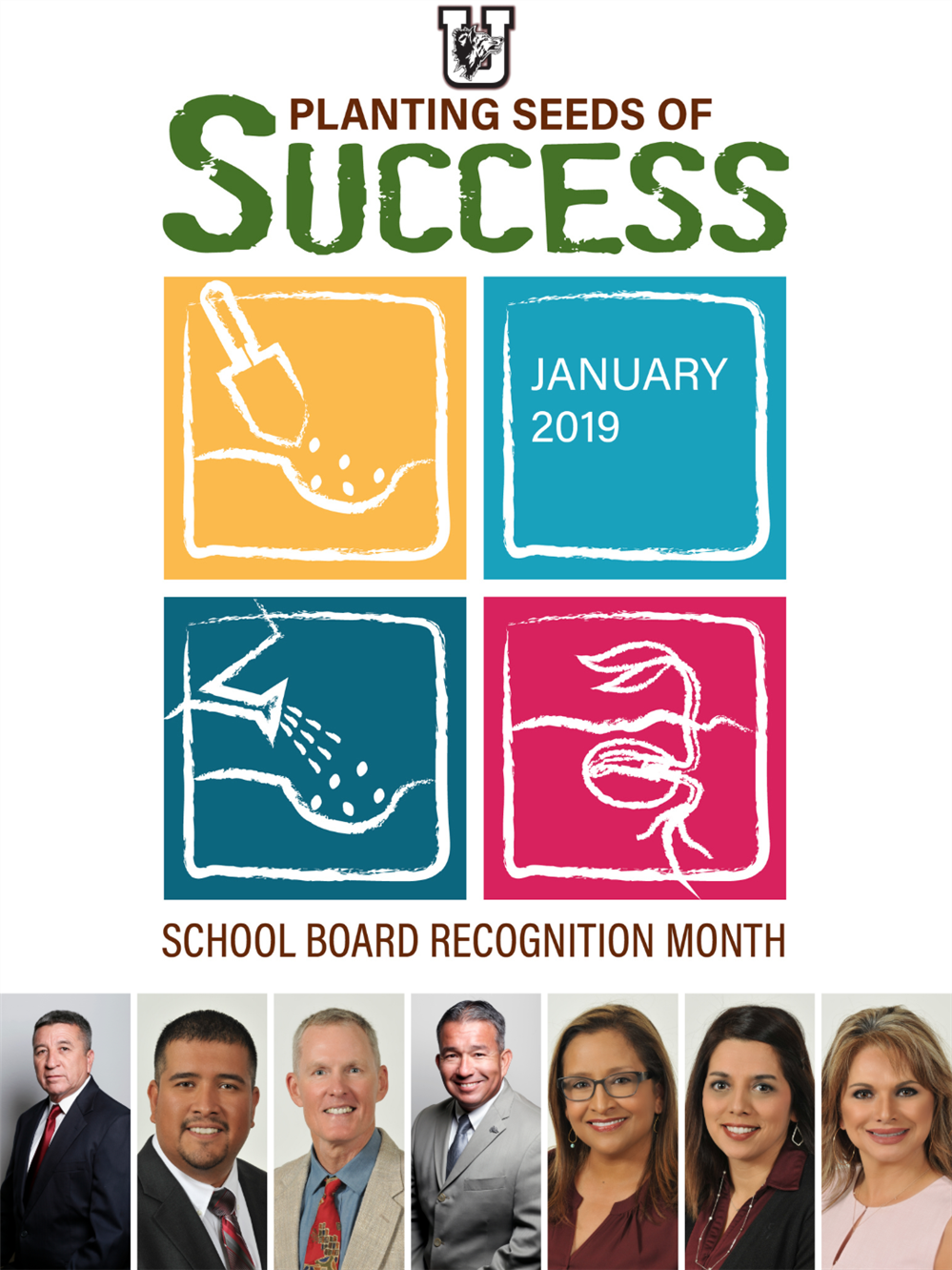 January is School Board Appreciation Month!