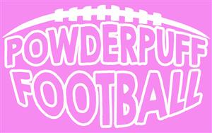 UHS Powder Puff Football Game...April 25th!