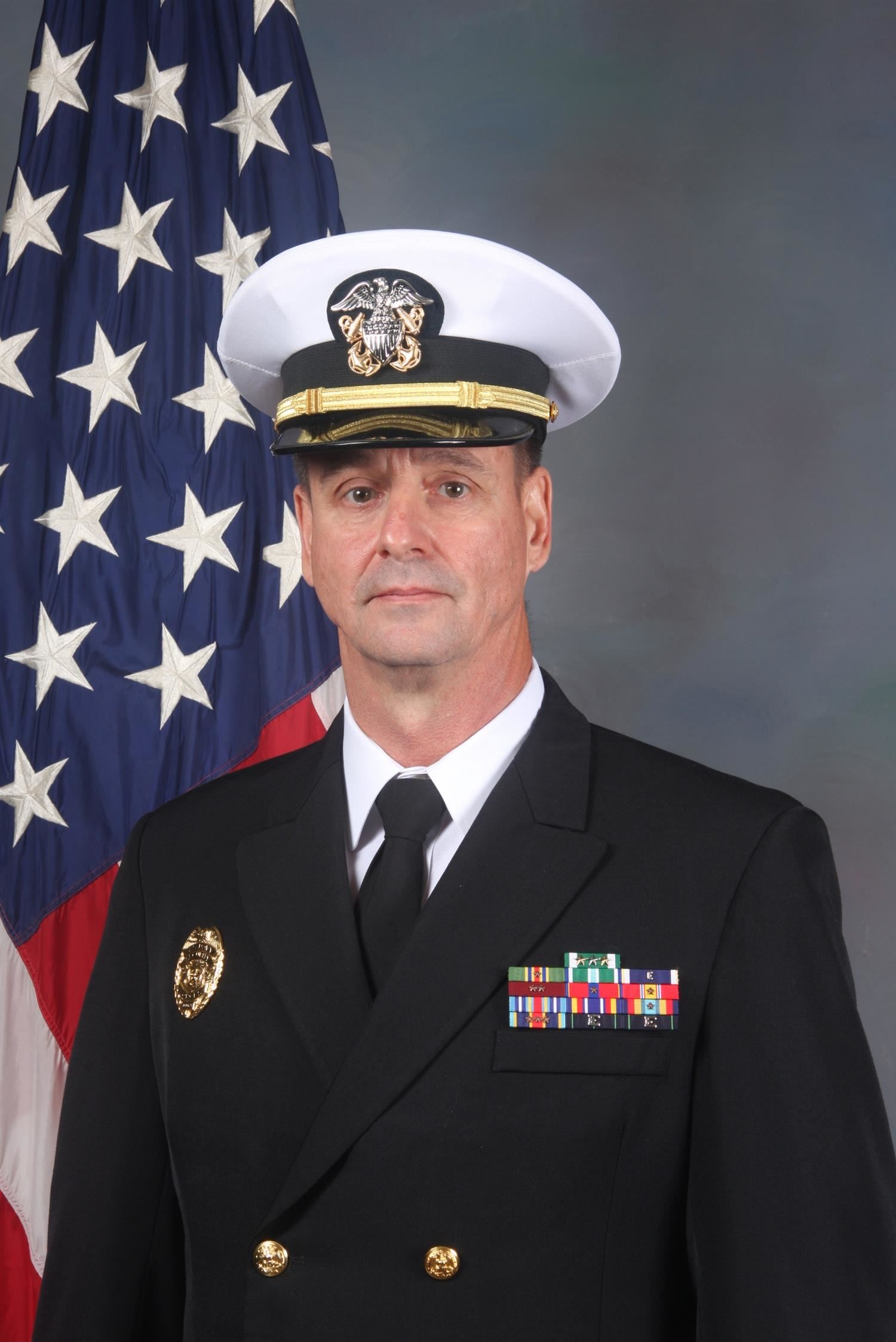 Lieutenant Paul B Tidd, US Navy (Retired)