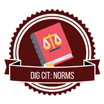 DIg Cit: Norms