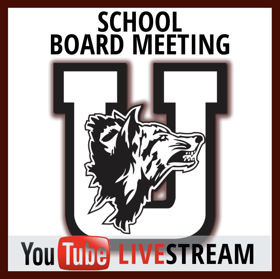Watch Live: Uvalde CISD School Board Meeting at 6:00 pm,  Oct. 26, 2020