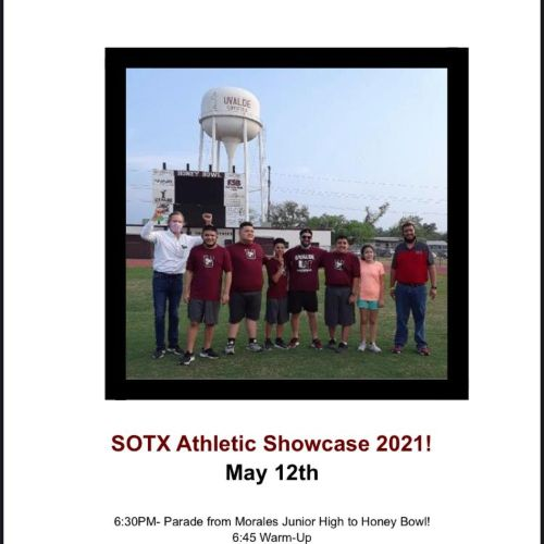 sotx athletic showcase
