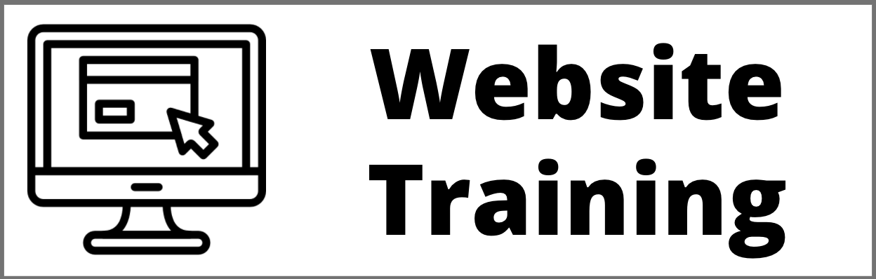 website training