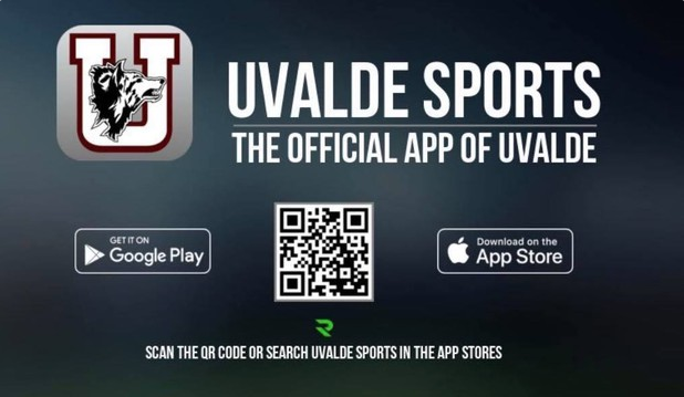Download the new Uvalde Sports APP!