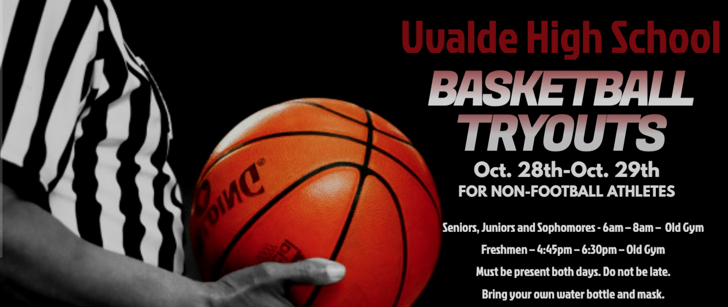 UHS Basketball Tryouts