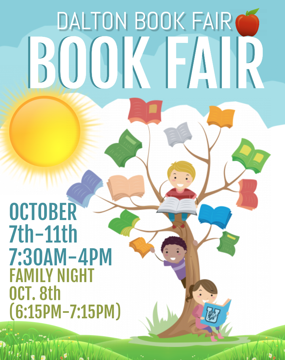 Dalton Book Fair