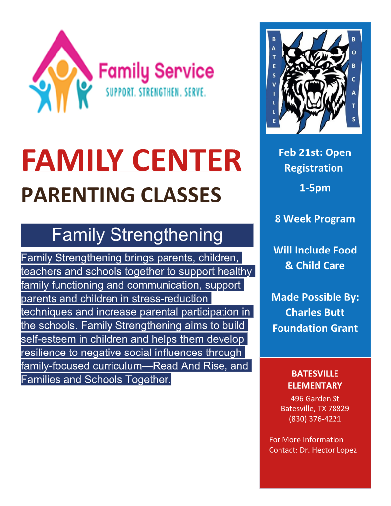 family parenting classes